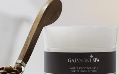 Ein absoluter Wachmacher – Galvagni Spa Kaffee-Peeling