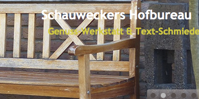 Schauweckers Hofbureau 04/2016