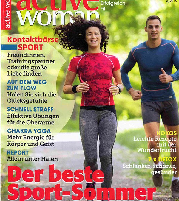 active woman 03 / 2016