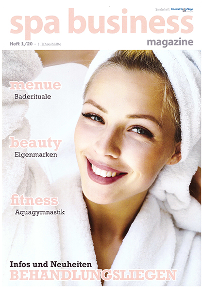 SPA BUSINESS 01/2020
